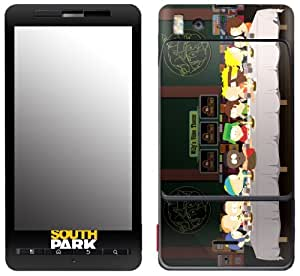 MusicSkins, MS-SPRK100151, South Park - The Last Pizza Party, Motorola Droid X/X2, Skin