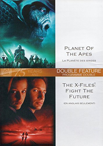 Planet of the Apes / The X-Files: Fight The Future (Double Feature)