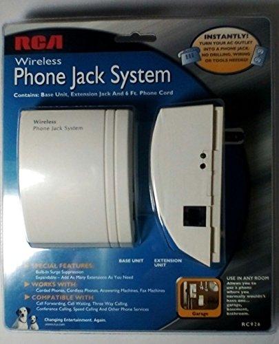 RCA RC926 Wireless Phone Jack