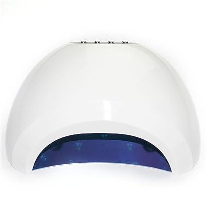 Secador De Uñas LED UV Máquina De Fototerapia Luz De Uñas 36W Máquina De Fototerapia Solar