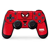 Spider-Man PS4 Controller Skin – Spider-Man Face | Marvel & Skinit Skin For Sale