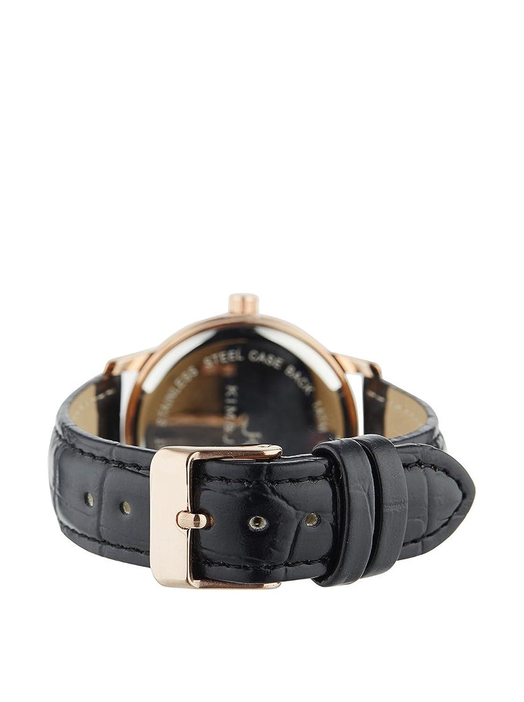 Kim & Jade -  -Armbanduhr- 2031L-GPBLP_Gold pink