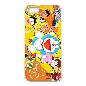 diy zhengCool-Benz Doraemon cartoon Phone case for iphone 5/5s/
