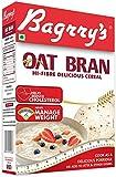 Bagrry's Oat Bran, 200g (Pack of 2)