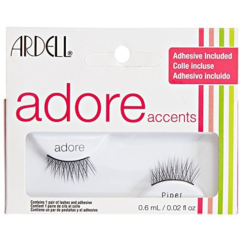 Ardell Adore Accent Lashes with Adhesive Piper