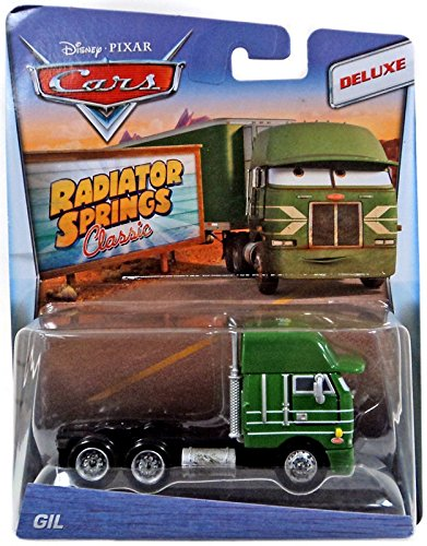 Amazon Com Disney Pixar Cars Radiator Springs Classic Deluxe Gil