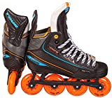 TOUR HOCKEY CODE 1 SENIOR INLINE HOCKEY SKATES BLACK SIZE 11