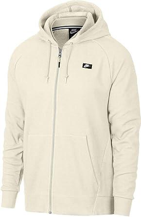 bbace5f4e Nike Men's M Nsw Optic Hoodie Fz Sweatshirt: Amazon.co.uk: Clothing