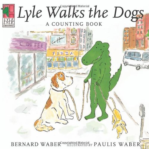 UPC 884991281149, Lyle, Lyle Crocodile: Lyle Walks the Dogs