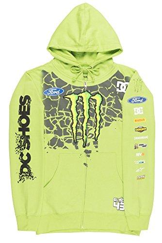 energy monster hoodie - 2