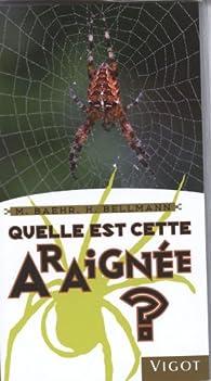 Quelle est cette araignée ? par Martin Baehr
