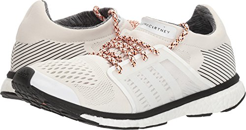 202613dae adidas by Stella McCartney Women s Adizero Adios Core White Stone Core  Black 5 M US