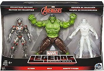 Marvel Avengers Marvel Legends Avengers Infinite Series 1 ...