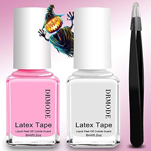Liquid Latex for Nails