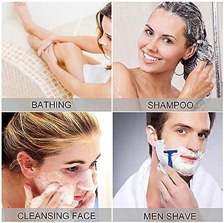 Jabón Exfoliante, Acne Jabon, Jabon Exfoliante Facial, Ideal para una Limpieza Profunda, Purifica el Rostro, Aclara los Puntos Negros del Acné y Suaviza la piel