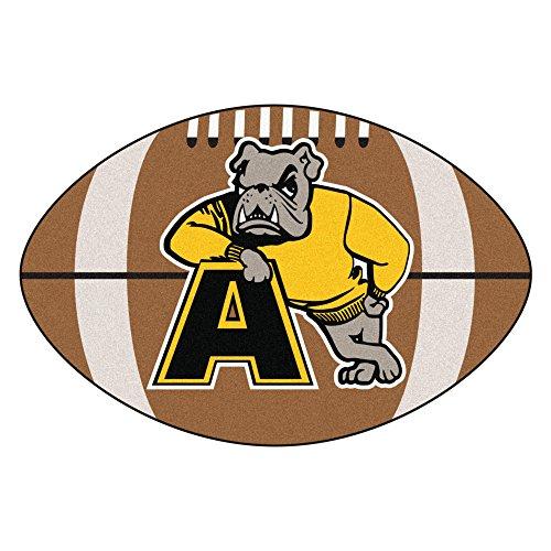 College Football Mat - FANMATS 18374 Adrian College Football Mat
