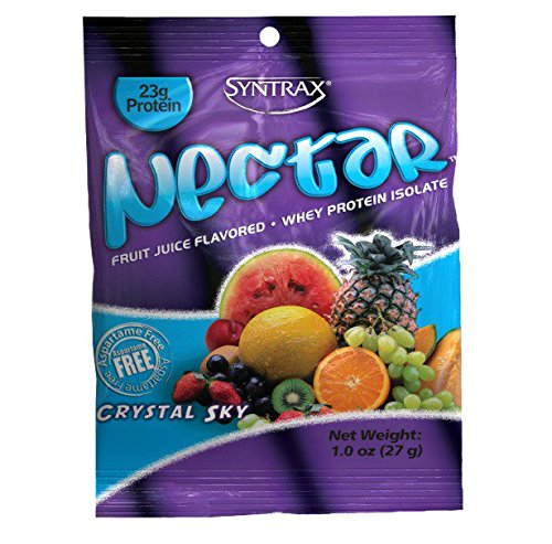 Nectar Grab N' Go Crystal Sky Syntrax 12 Packet - Syntrax Nectar Crystal