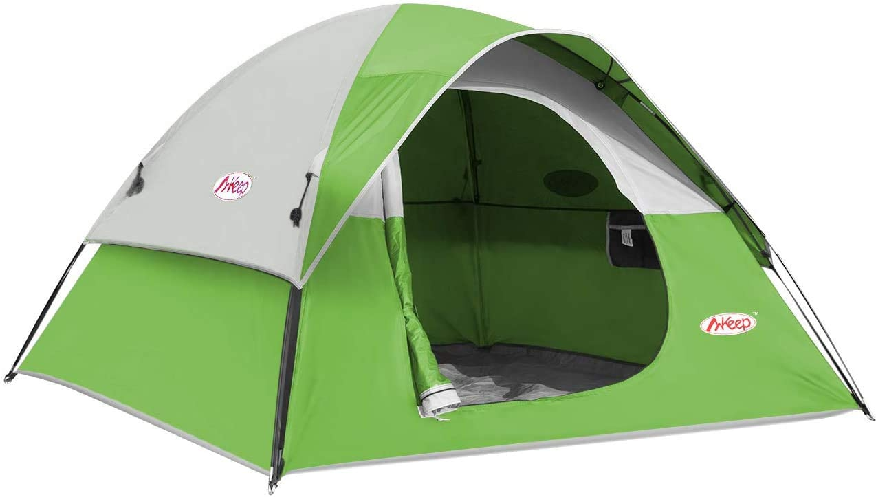 MKeep 3-4 Person Tent