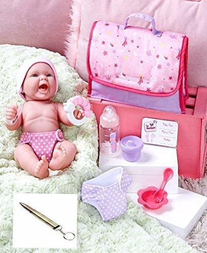 Nursery Doll Real Life by La Born (Doll Nursery Baby Center)