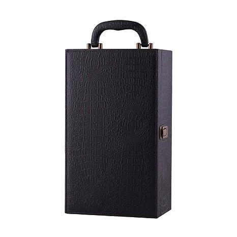 Caja de regalo de vino Caja impermeable portátil para vino ...