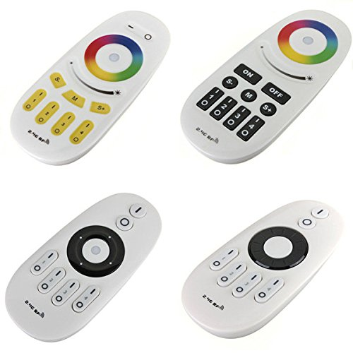2.4G Wireless RF LED Remote Control For RGB/Single Color Mi Light ( Single Color Remote with Buttons - Mi Outlet Mall