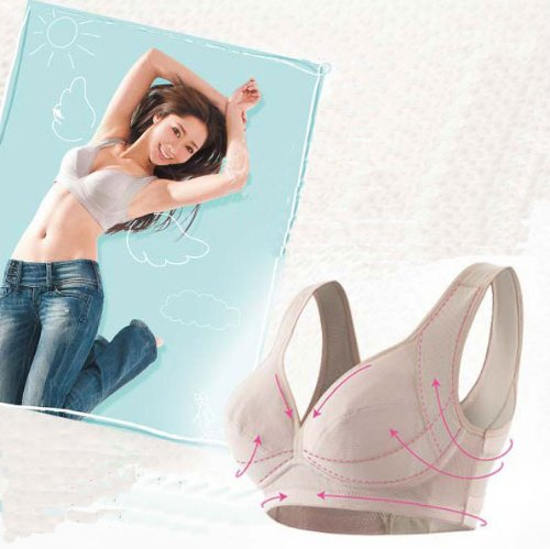 Sagging Corrector Bra Breast Back Arm Gauze Light Bust Lift up Functional New (L33.9-37