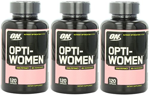 Optimum Nutrition Opti Women Multivitamin Optiwomen