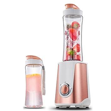 El Exprimidor eléctrico, licuadora 600ml para deporte, para viajes y hogar, Tritan BPA