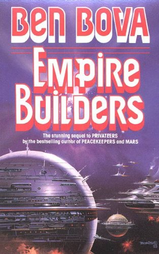 book cover of Empire Builders