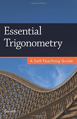 Essential Trigonometry: A Self-Teaching Guide ebook