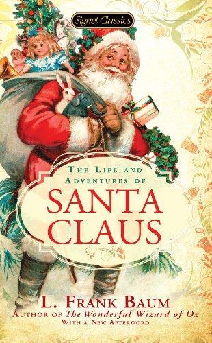 Santa Claus Illustration (The Life and Adventures of Santa Claus (Signet Classics))