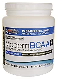 MODERN BCAA 30 WORKOUTS (18.89 OZ) BLUE RASPBERRY