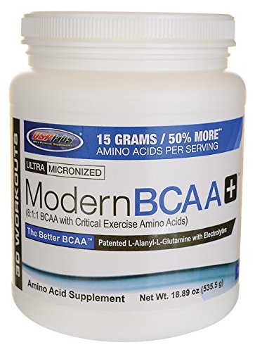 MODERN BCAA 30 WORKOUTS (18.89...