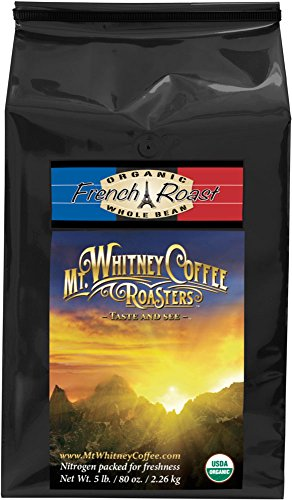 Arabica Wet Processed Dark Roast Coffee - 3