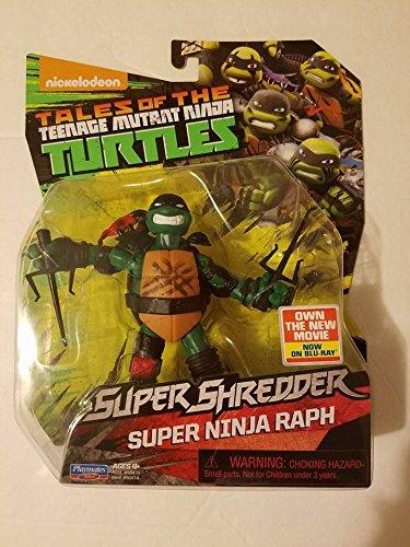 Amazon.com: Tales of the Ninja Turtles Super Ninja Raph TMNT ...