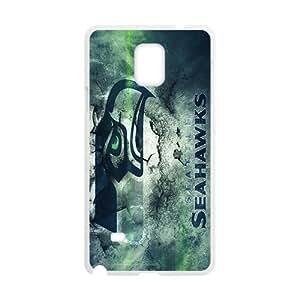 Seattls Seahawks Hot Seller Stylish Hard Case For Samsung Galaxy Note4 by icecream design