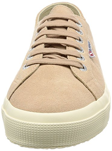 Unisex Trainers Superga Adults Sueu Pink Low Nude 2750 qFFS1vE
