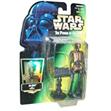 EV-9D9 WITH DATAPAD Star Wars 1997 The Power of the Force Action Figure & Accessories (japan import)