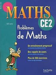 Problèmes de maths CE2 : 8-9 ans
