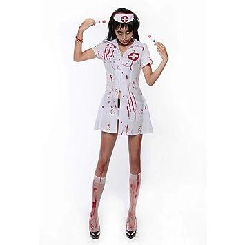 KAIDILA Fantasma de Halloween Horror Sangriento Fantasma ...