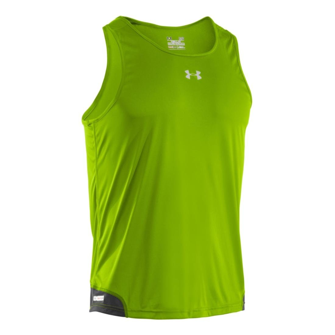 Under Armour Herren Shirt Heatgear Flyweight Run Singlet