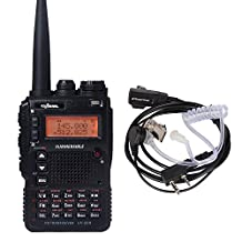UV-8DR Two Way Radio Submersible VHF/UHF Amateur Radio Transceiver Dual Band Dual Display And Dual Standby MML Black 8DR Radio+Zastone Earphone 1PC