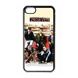 Big Time Rush Seven Secrets iPhone 5C Unique Design Unique Gift Cover Case