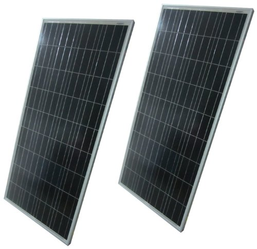 DM 158w Monocrystalline Solar Panel (2 Pack)