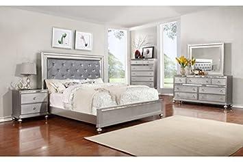 Dutchess 4pc Bedroom Set Queen