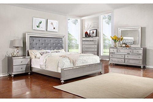 - Dutchess 4pc Bedroom Set - Queen