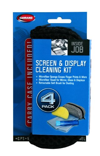 Carrand 93010 Final Touch Screen and Display Cleaning Kit