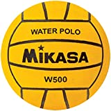 Mikasa USA Water Polo Approved Ball, Size 1/2, Training Yellow (2-Pack)