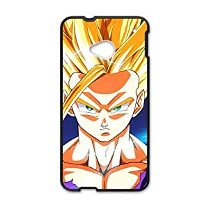 Dragon Ball handsome boy Cell Phone Case for HTC One M7