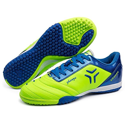 Xing Lin Chaussures De Football Hommes Chaussures De Football Gazon Artificiel Adultes Ag Spike / Tf Chaussures De Formation Ongles Courts Pour Enfants Filles Chaussures De Football Broken Nails, Ongl